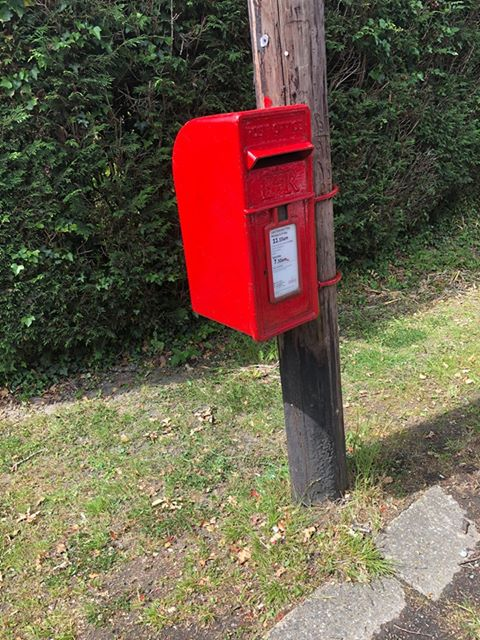 Picture - post box